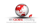 IBS Global Consulting - sponsors of the Think Global Conference and 2019 Go Global Awards